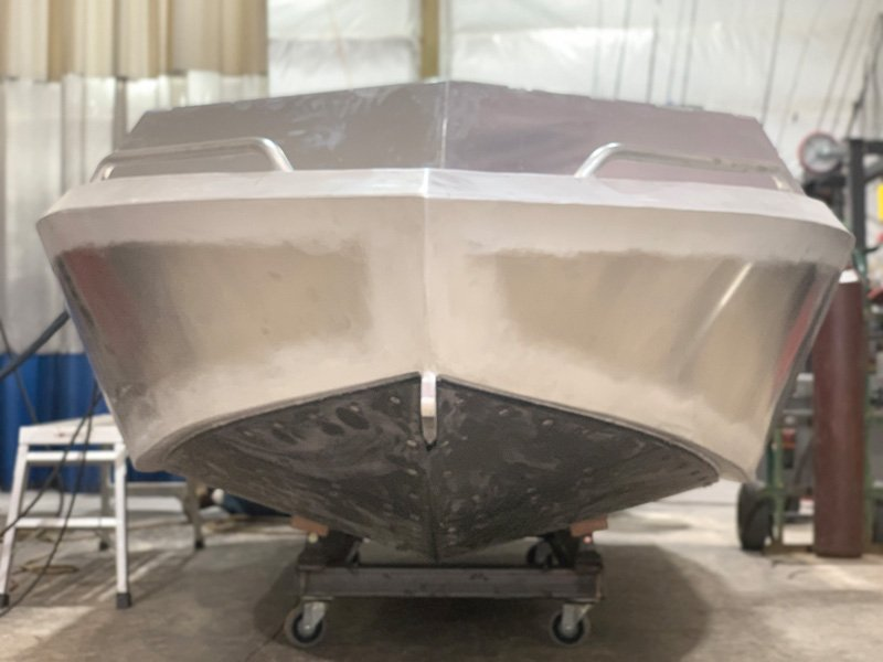 TorchCraft Boat Front