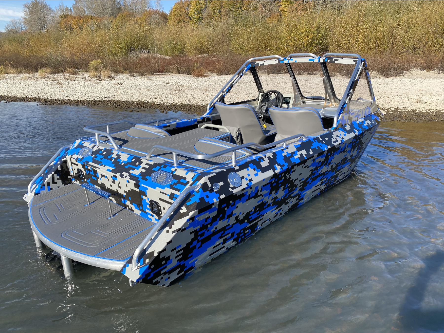 Torch-Craft-Marine-Boat-Isolated